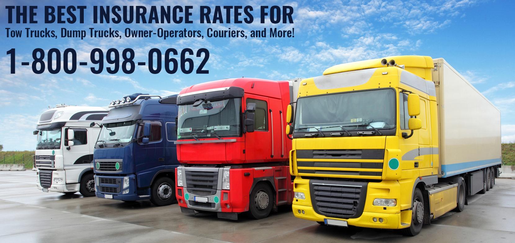 Tampa Fl Truck Insurance